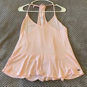 Hollister Must Have Peplum Cami - Light Pink